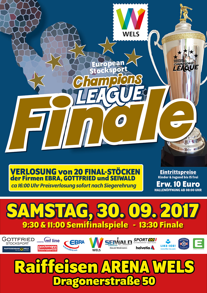 European Stocksport Champions League Finale 2017